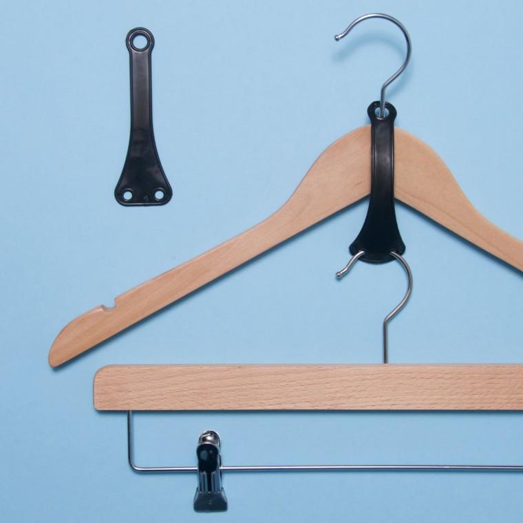 b gelverbinder f r kleiderb gel 100 stk storeforshop. Black Bedroom Furniture Sets. Home Design Ideas
